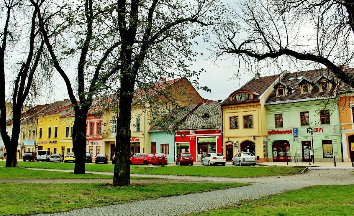 Zdjęcia: Nowa Wieś Spiska, Kraj koszycki, Żyj kolorowo, SłOWACJA