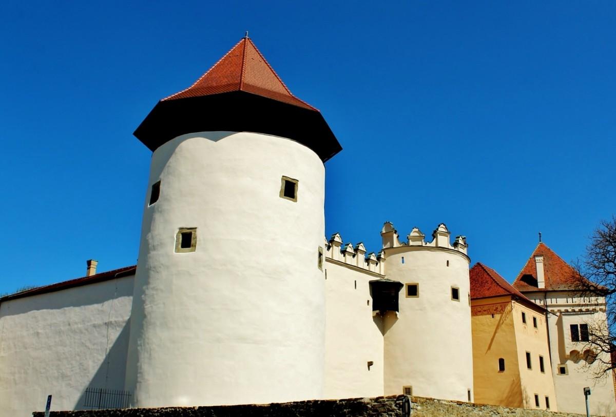 Zdjęcia: Kieżmark, Kraj preszowski, Zamek z XV wieku, SłOWACJA
