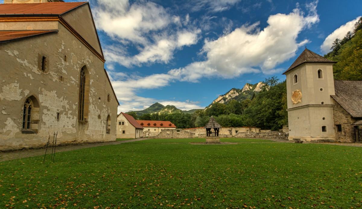 Zdjęcia: Czerwony Klasztor, ., ,, SłOWACJA
