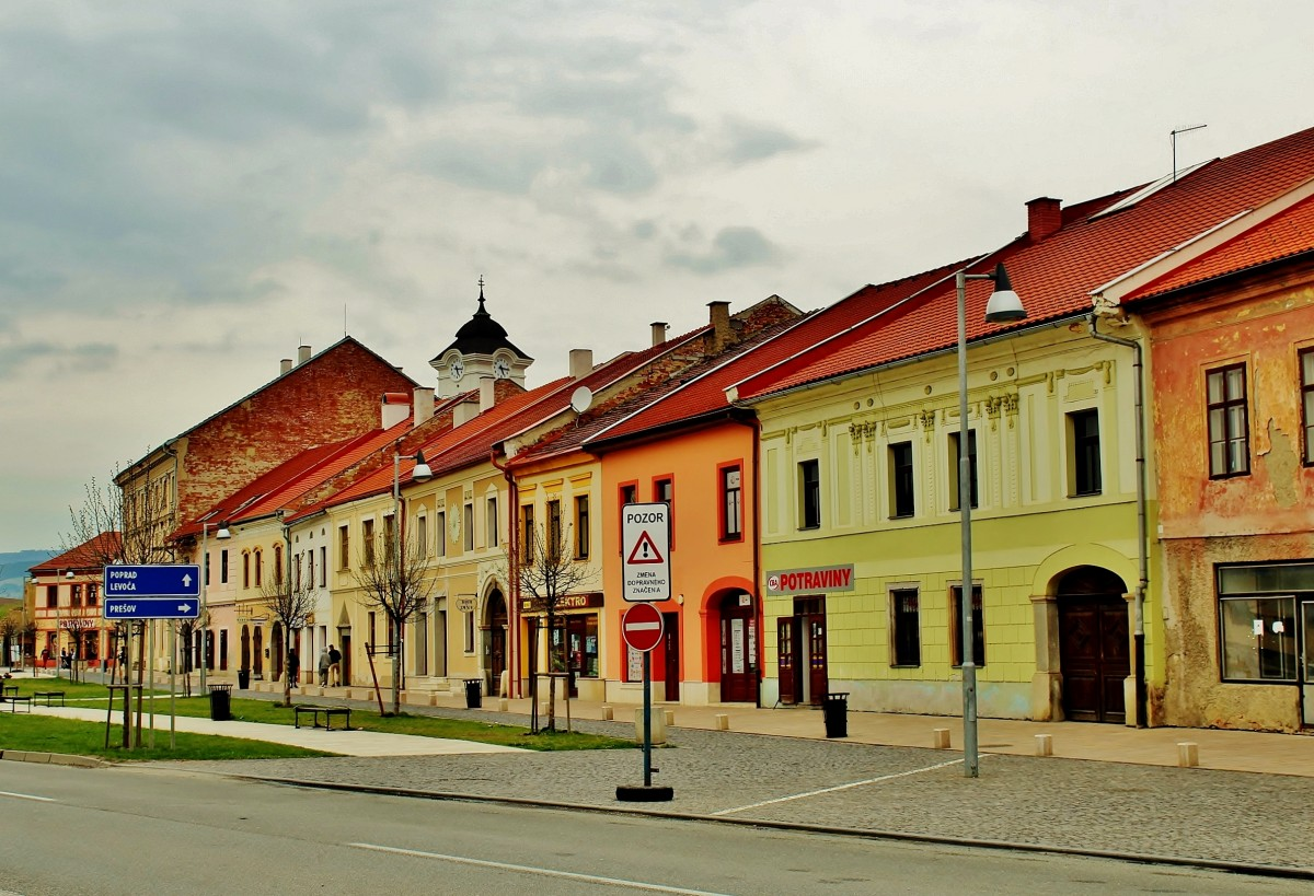 Zdjęcia: Spiskie Podgrodzie, Kraj preszowski, Spiskie Podgrodzie, SłOWACJA