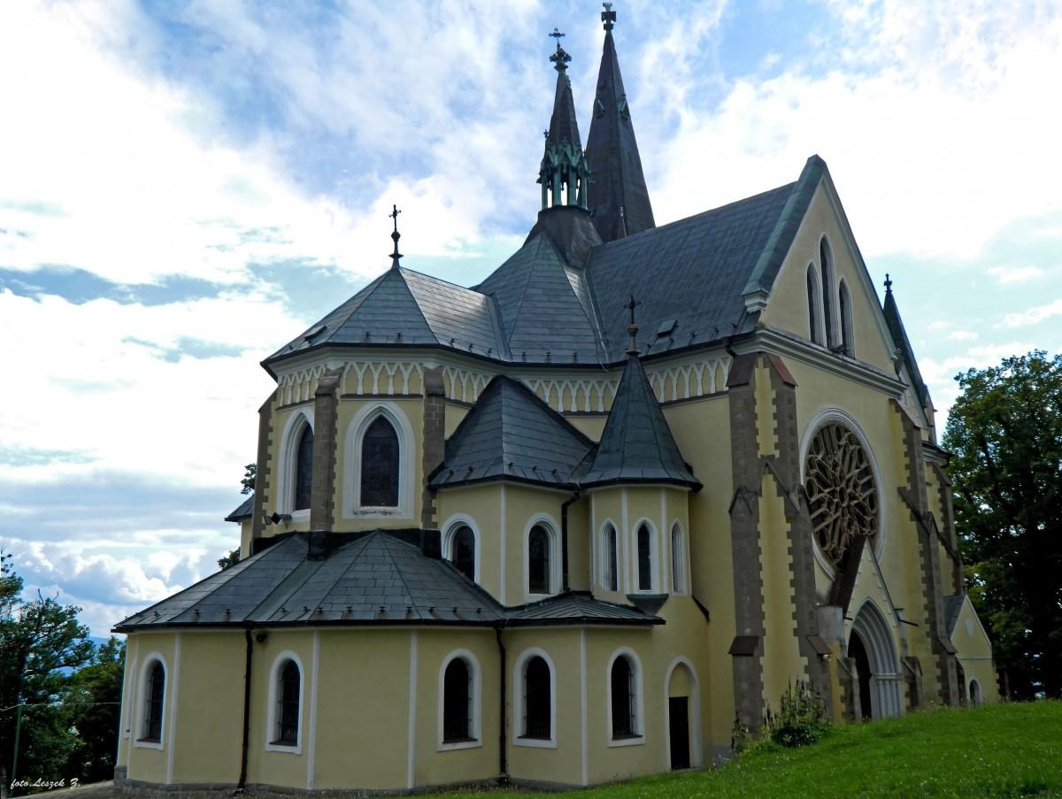 Zdjęcia: Mariańska Góra., Lewocza., Lewocza - Mariańska Hora., SłOWACJA