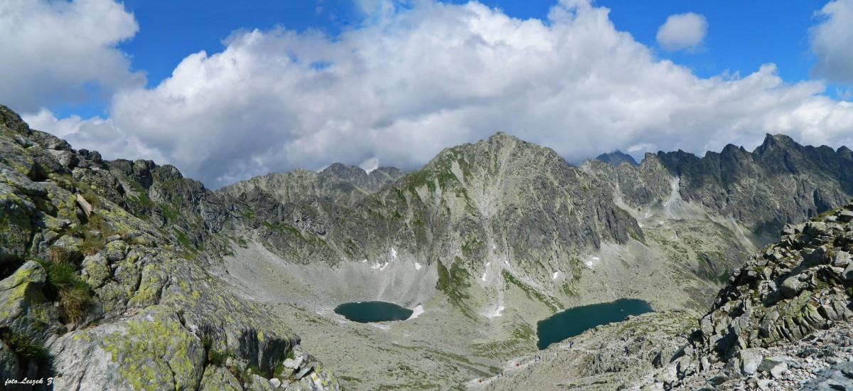 Zdjęcia: Bystra Ławka., Wysokie Tatry., Ze szlaku na Bystrą Ławkę 1., SłOWACJA