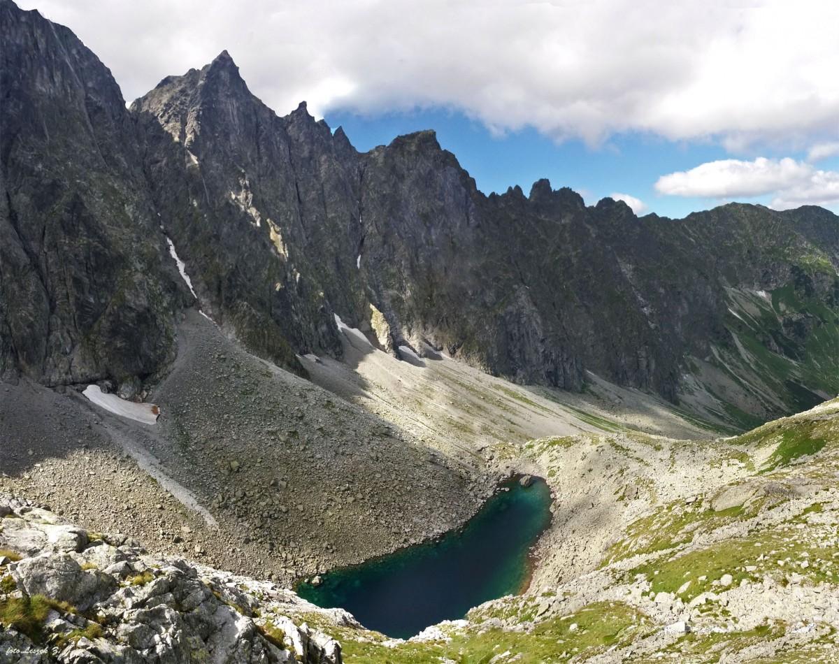 Zdjęcia: Zadnia Dolina Jaworowa,, Wysokie Tatry., Żabi Staw Jaworowy ., SłOWACJA