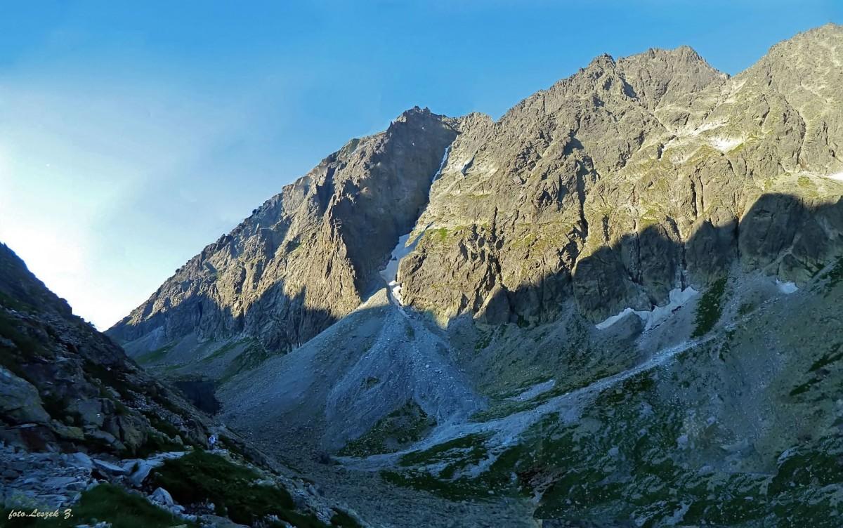 Zdjęcia: Dolina Wielicka., Wysokie Tatry., Długi Staw u podnóża Gerlacha., SłOWACJA