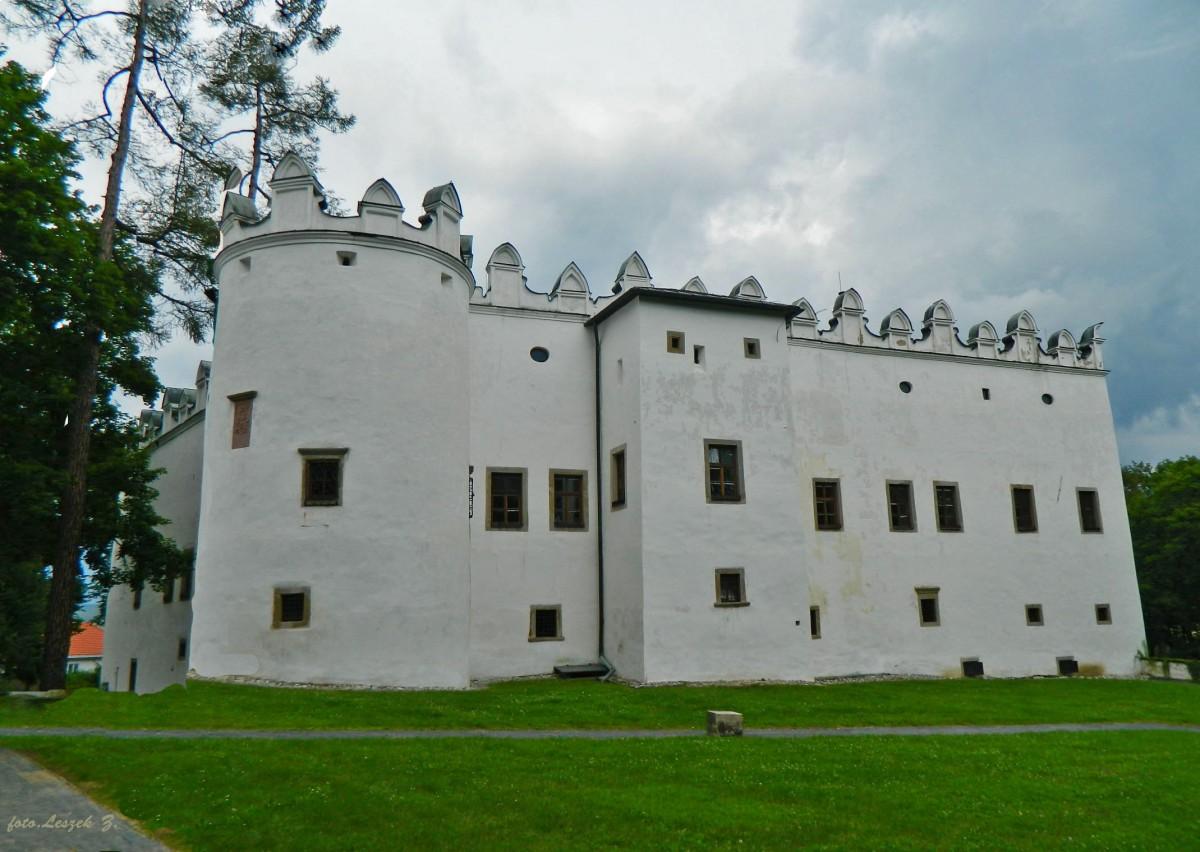 Zdjęcia: Strażki., Dzielnica Spiskiej Białej., Strażki - Kasztel., SłOWACJA