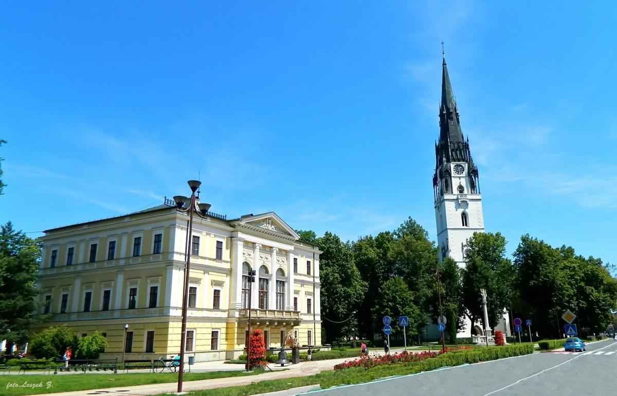 Zdjęcia: region Spisz., Kraj Koszycki., Spisska Nowa Wieś., SłOWACJA