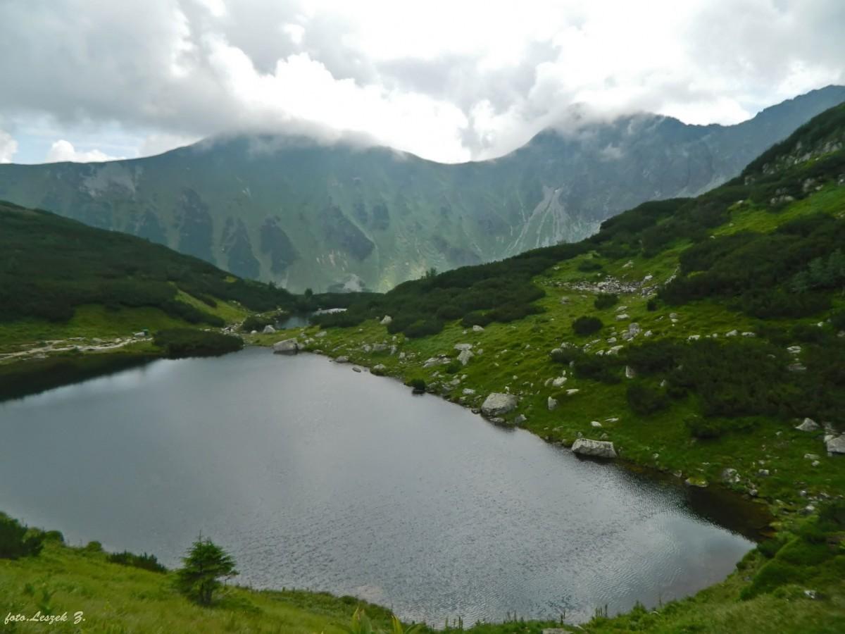 Zdjęcia: Dolina Rohacka., Tatry Zachodnie., Na szlaku Rohackich Stawów., SłOWACJA
