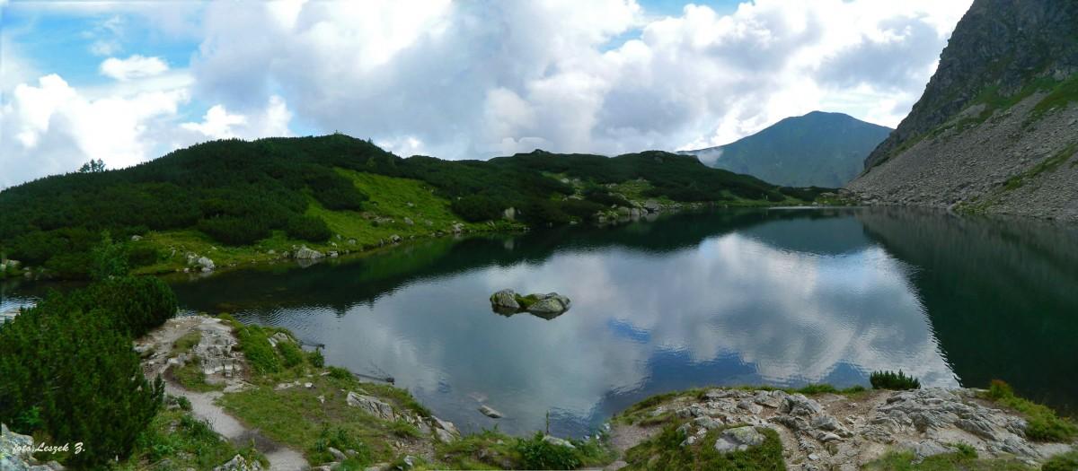 Zdjęcia: Dolina Rohacka., Wysokie Tatry., Wyżni Staw Rohacki (Zadni Staw Rohacki)., SłOWACJA