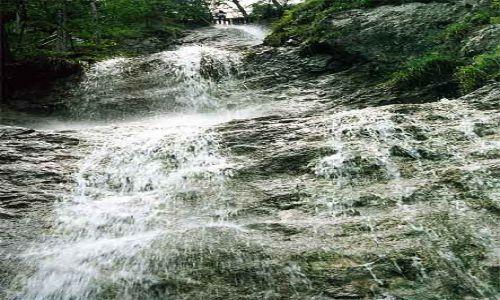 SłOWACJA / Słowacki Raj / Zawojowy Wodospady / Zawojowy Wodospad