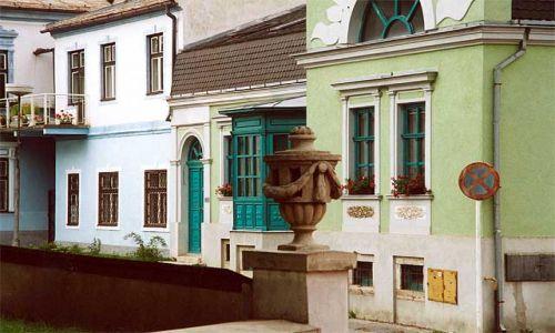 SłOWACJA / Spisz / Kezmarok / Senny zaułek