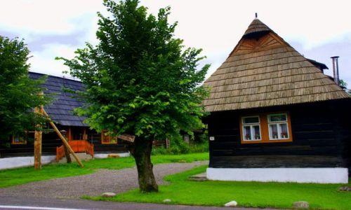 Zdjęcie SłOWACJA / Orawa / Orawa / Wieś