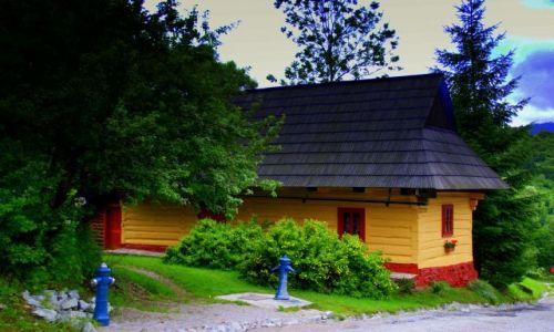 Zdjęcie SłOWACJA / Orawa / Orawa / Orawa