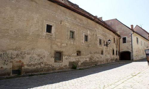 Zdjecie SłOWACJA / Europa Środkowa / Bratysława / W pobliżu najstarszej części miasta- ul. Farska