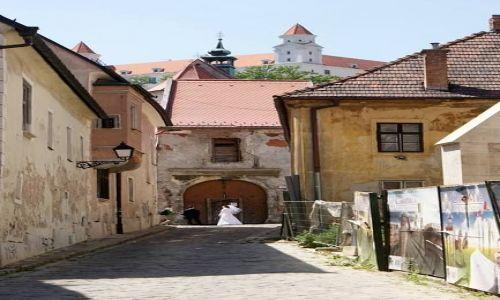 Zdjęcie SłOWACJA / Europa Środkowa / Bratysława / Ulica Kapitulska- najstarsza część Bratysławy