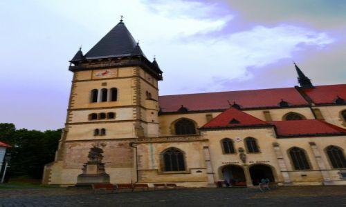 SłOWACJA / KRAJ PRESZOWSKI / Bardejów / Bazylika św. Egidia