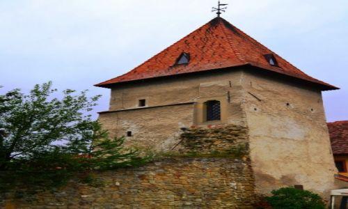 SłOWACJA / KRAJ PRESZOWSKI / Bardejów / Baszta staromiejskich murów