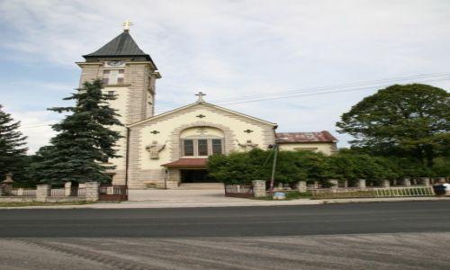SłOWACJA / Żilina / Terchova / Kościół Cyryla i Metodego