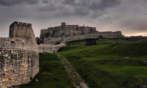 Zdjecie SłOWACJA / Spis / Zahra / Spissky hrad