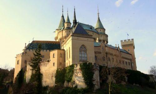 Zdjęcie SłOWACJA / Trenčínský kraj / Bojnice / Zamek króla Macieja