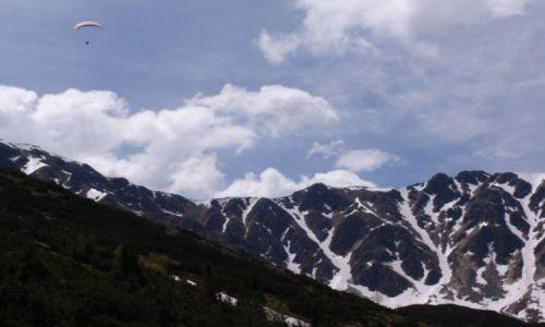 Zdjecie SłOWACJA / Niskie Tatry / Cesta Hrdinov  / Ponad górami