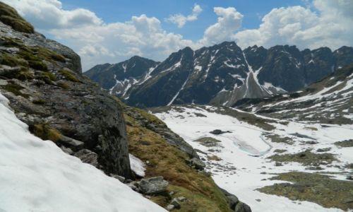 Zdjecie SłOWACJA / tatry / widok na żabi staw i piękne góry :) / w drodze na Rysy 2014