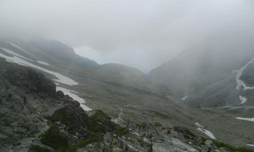 Zdjecie SłOWACJA / tatry wysokie / gdzieś na szlaku / w drodze na Małą Wysoką 2014
