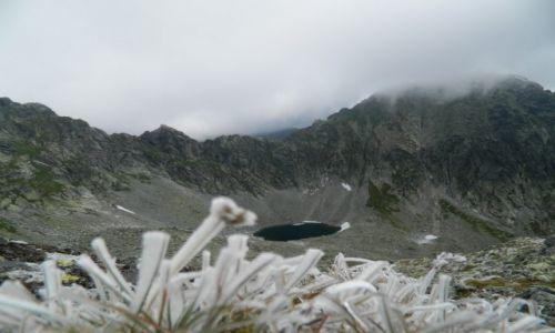 Zdjecie SłOWACJA / tatry wysokie / widok na kolisty  staw / w drodze na Bystrą ławkę 2340 npm