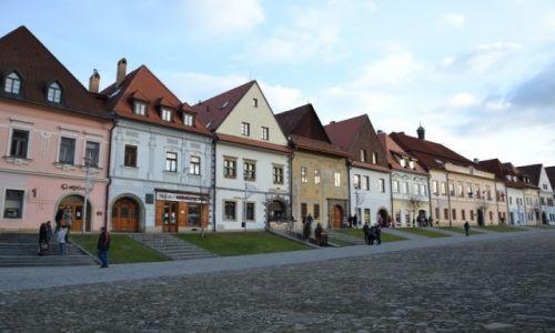 Zdjęcie SłOWACJA / Preszow / Bardejov / Rynek