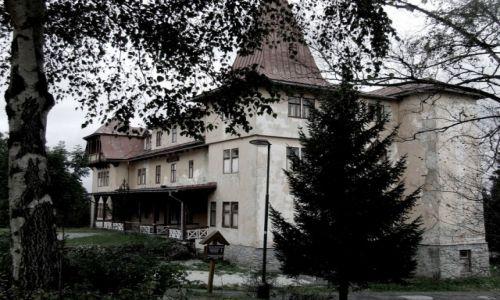Zdjęcie SłOWACJA / Tatrzański Park Narodowy / Stary Smokovec / Hotel Europa