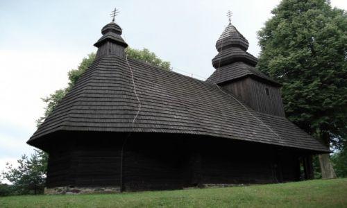 Zdjęcie SłOWACJA / Kraj koszycki, powiat Sobrance / Ruska Bystra / Cerkiewka