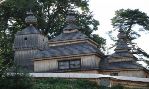 Zdjęcie SłOWACJA / Kraj preszowski, powiat Svidnik / Bodruzal / Cerkiew w Bodruzalu