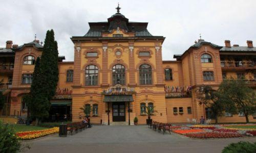 SłOWACJA / Szarysz / Bardejovske Kupele / Astoria