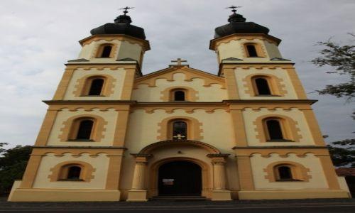 Zdjęcie SłOWACJA / Szarysz / Bardejov / Kościół grekokatolicki św. Piotra i Pawła