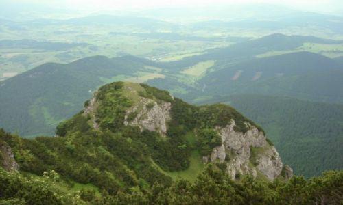 Zdjęcie SłOWACJA / Karpaty Zachodnie / Góry Choczańskie / Velky hoć