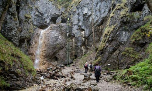 Zdjęcie SłOWACJA / Park Narodowy Słowacki Raj / Doliny Piecki / W raju ?