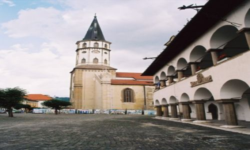 Zdjęcie SłOWACJA / PRESZÓW / LEWOCZA  / LEWOCZA