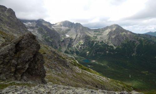 Zdjęcie SłOWACJA / Tatry Słowackie / Zielony Staw Kieżmarski / Ulubione miejsce