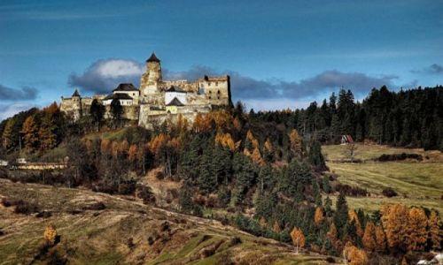 Zdjęcie SłOWACJA / wschodnia Słowacja, w kraju preszowskim / Stara Lubowla  / ...