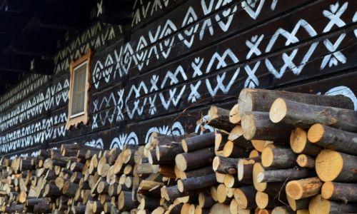 Zdjęcie SłOWACJA / Dol. Rajecka / Cziczmany / chata 1