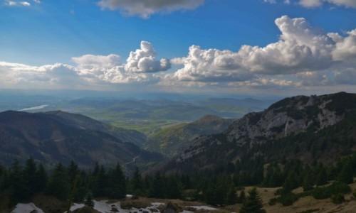 Zdjecie SłOWACJA / Karpaty Zachodnie / Mała Fatra / Wielki widok z Małej Fatry