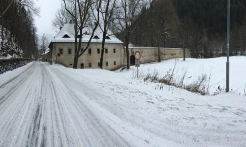 Zdjecie SłOWACJA / Słowacja / Klasztor Słowacja / Cerveny Klasztor