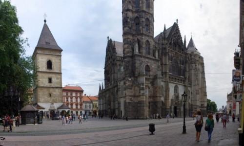 Zdjecie S�OWACJA / Koszyce / Hlavne Namestie / Katedra �w. El�