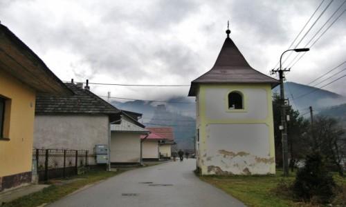Zdjecie S�OWACJA / �yli�ski kraj - dolina Wagu / Stre�no / Dzwonnica