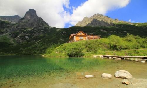 S�OWACJA / Wysokie Tatry / Dolina Bielej vody / Chata pri Zelenom plese