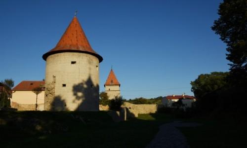 Zdjęcie SłOWACJA / Szarysz / Bardejów / Średniowieczne mury miejskie