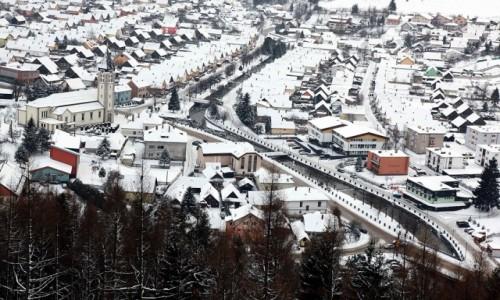 Zdjęcie SłOWACJA / Żilina / Punkt widokowy na wzgórzu Oblaz / Terchova