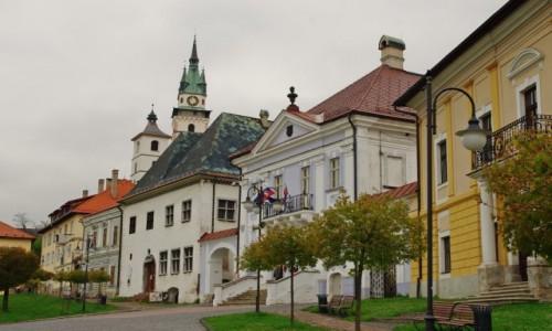 Zdjęcie SłOWACJA / Kraj bańskobystrzycki / Kremnica / Rynek II