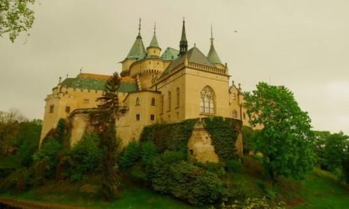 Zdjecie SłOWACJA / Kraj trenczyński / Bojnice / Zamek w Bojnicach (II)