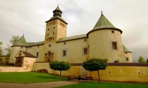 Zdjecie SłOWACJA / Kraj żyliński / Bytca / Zamek w Bytcy