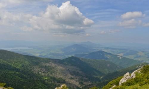 Zdjęcie SłOWACJA / Tatry Zachodnie / Sivy Vrch / Ku szczytom pragnę iść